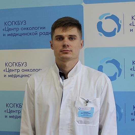 Шабалин Дмитрий Юрьевич