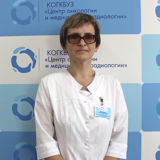 Немчанинова Наталия Витальевна