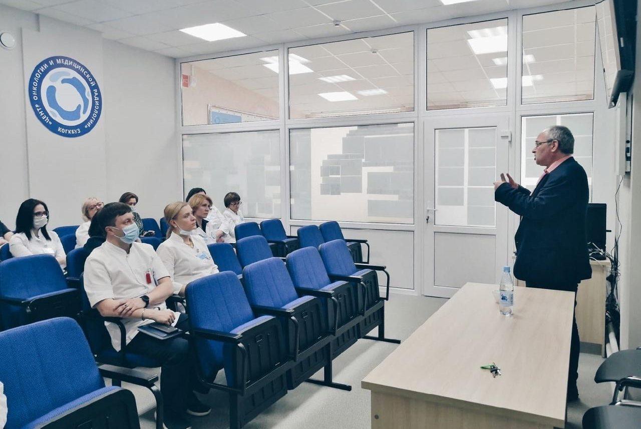 В Кирове обсудили современные молекулярно-генетические методы исследований онкозаболеваний